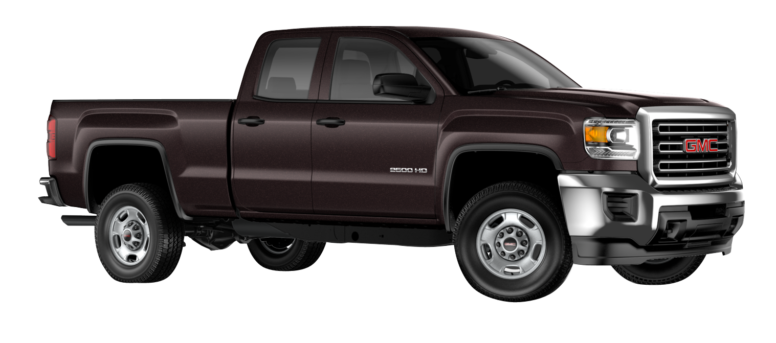 2016 GMC Sierra 2500 HD Double Cab
