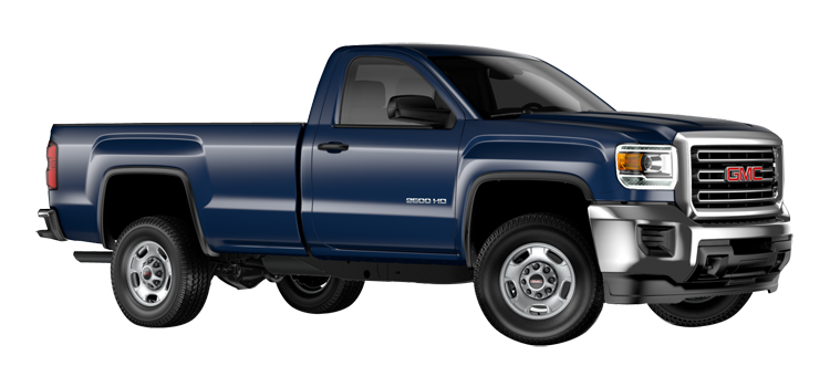 2016 GMC Sierra 2500 HD Regular Cab