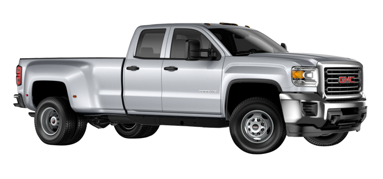 2016 GMC Sierra 3500 HD DRW Double Cab