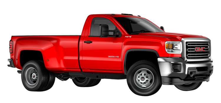 2016 GMC Sierra 3500 HD DRW Regular Cab