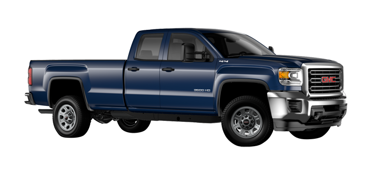 2016 GMC Sierra 3500 HD SRW Double Cab