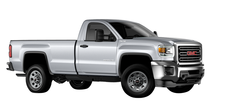 2016 GMC Sierra 3500 HD SRW Regular Cab