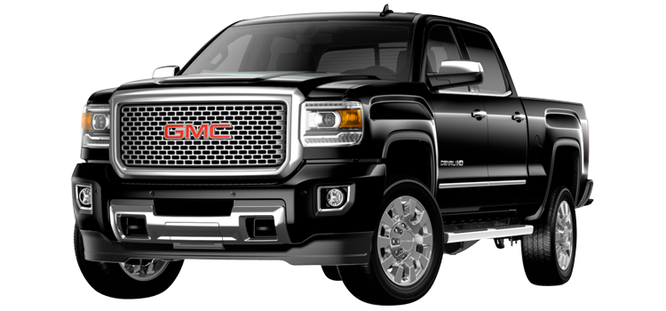 Used 2016 GMC Sierra 2500HD Denali