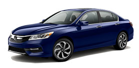 Houston Honda - 2016 Honda Accord Sedan 2.4 L4 with Leather, Navigation and Honda Sensing