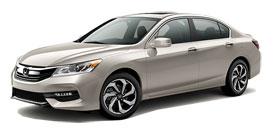 Beaumont Honda - 2016 Honda Accord Sedan 2.4 L4 with Honda Sensing PZEV EX
