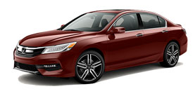 Kingwood Honda - 2016 Honda Accord Sedan 3.5 V6 PZEV Touring