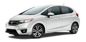 Gulfport Honda - 2016 Honda Fit CVT EX-L