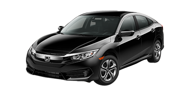 2016 Honda Civic LX 4D Sedan