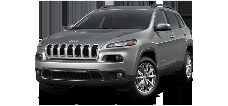 2016 Jeep Cherokee LIMI