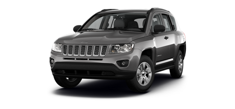 2016 Jeep Compass FWD 4dr