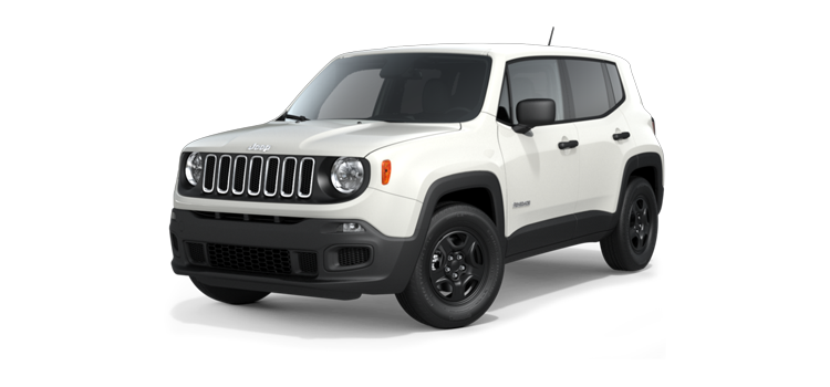 2016 Jeep Renegade FWD 4dr