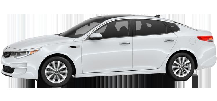 2016 Kia Optima EX 4D Sedan