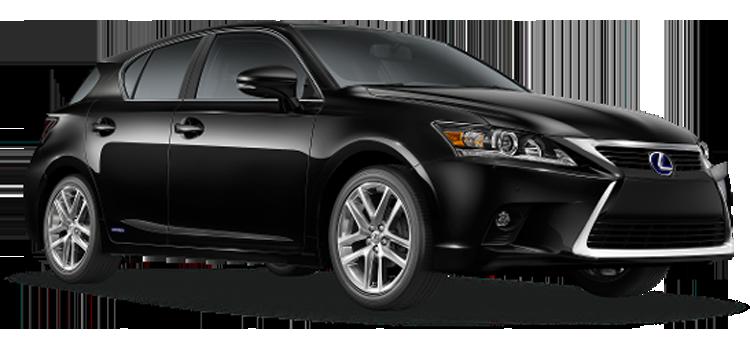 2016 Lexus CT 200h 4D Hatchback