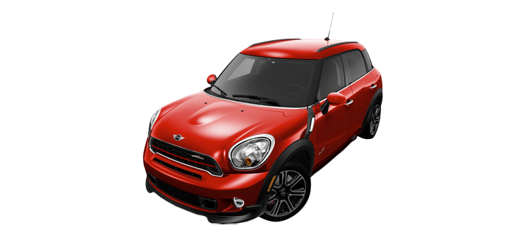2016 MINI John Cooper Works Countryman