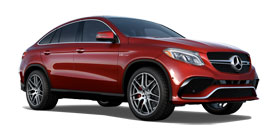 Frisco Mercedes-Benz - 2016 Mercedes-Benz GLE Coupe 4MATIC®® AMG® GLE63 S