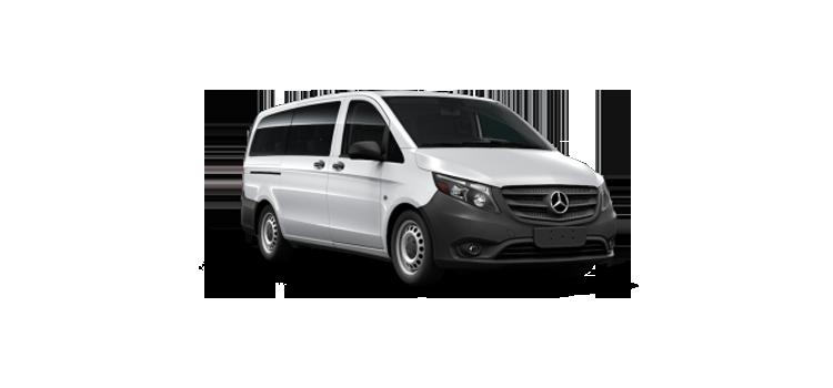 2016 Mercedes-Benz Metris Passenger Van