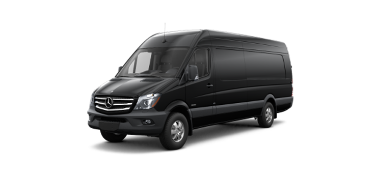 2016 Mercedes-Benz Sprinter Cargo Van