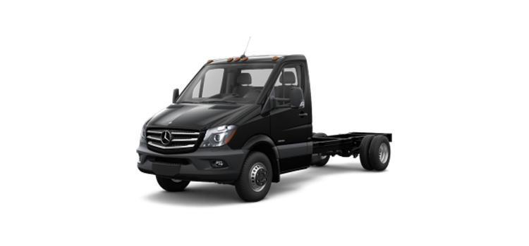 2016 Mercedes-Benz Sprinter Chassis Cab