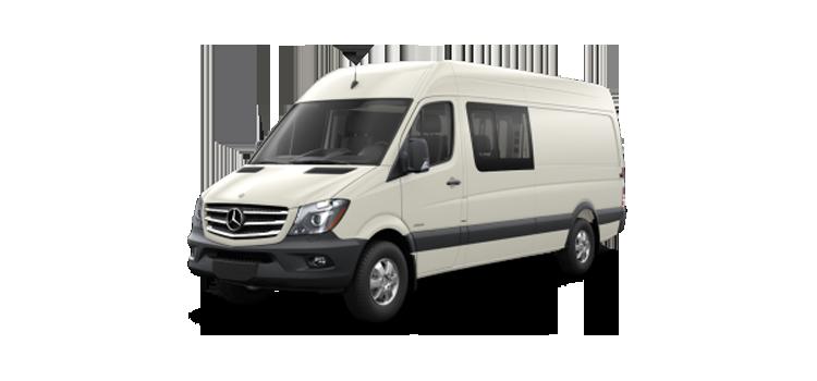 2016 Mercedes-Benz Sprinter Crew Van