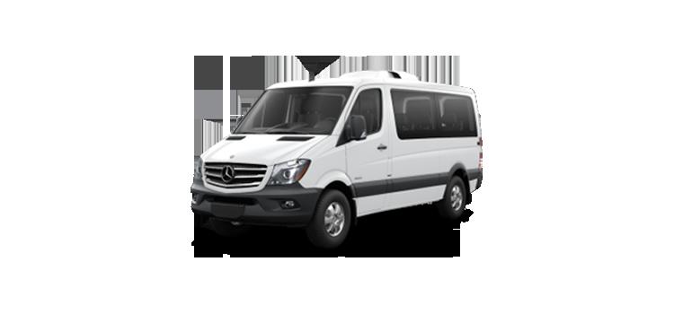 2016 Mercedes-Benz Sprinter Sprinter Passenger Vans