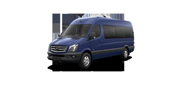 2016 Mercedes-Benz Sprinter Passenger Van