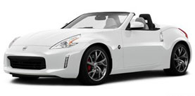 Oklahoma City Nissan - 2016 Nissan 370Z Roadster 3.7L Manual Touring