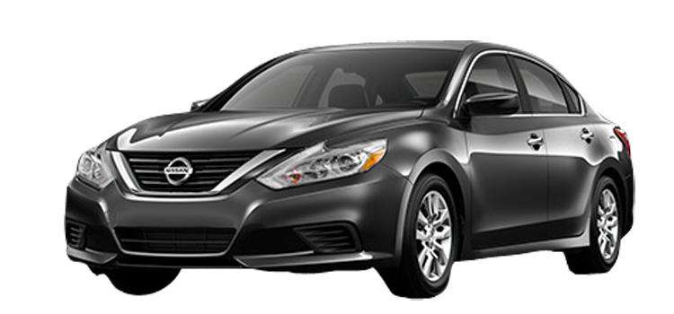 2016 Nissan Altima 2.5 4D Sedan