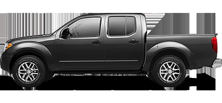 2016 Nissan Frontier Crew Cab