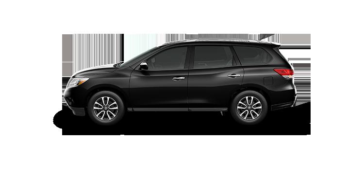 2016 Nissan Pathfinder 4D Sport Utility