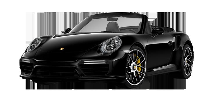 2016 Porsche 911 Turbo Cabriolet