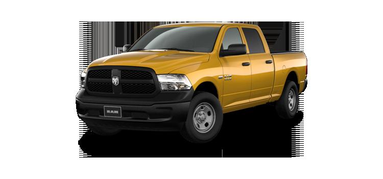 2016 Ram 1500 Ram Crew Cab 4x4