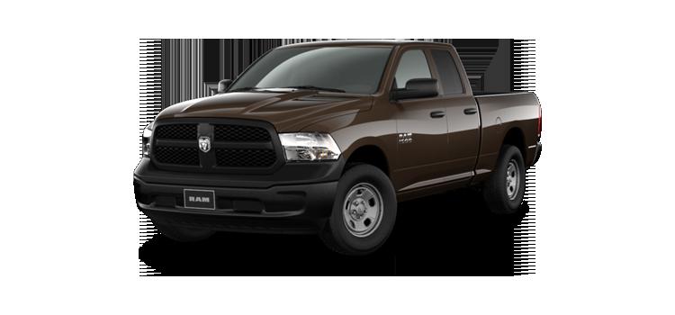 2016 Ram 1500 Ram Quad Cab 4x4