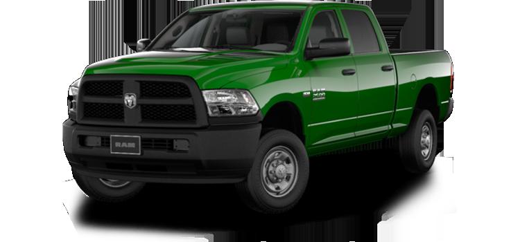 2016 Ram 2500 Ram Crew Cab 4x2