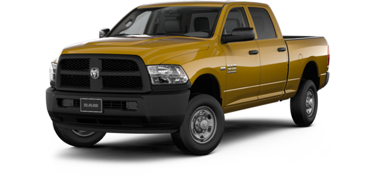 2016 Ram 2500 Ram Crew Cab 4x4
