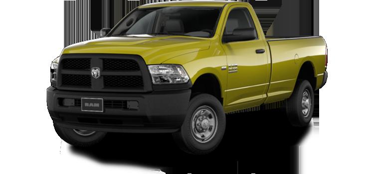 2016 Ram 2500 Ram Regular Cab 4x2