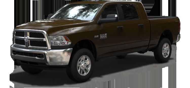 2016 Ram 3500 Ram Mega Cab 4x2