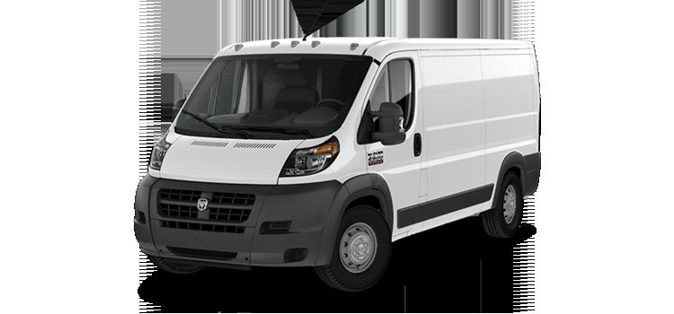 Used 2016 Ram Promaster Cargo Van Low Roof $19,580 - VIN ...