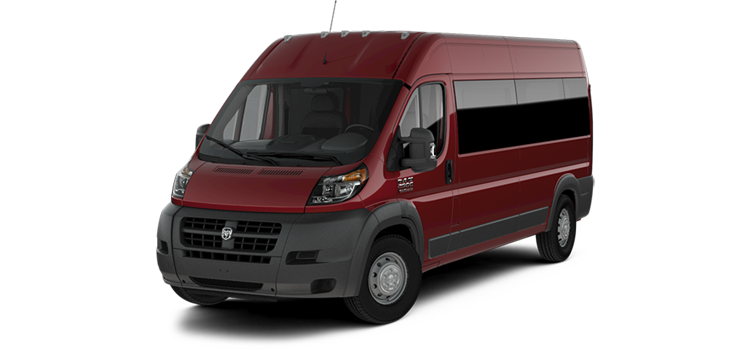 2016 Ram Promaster Window Van