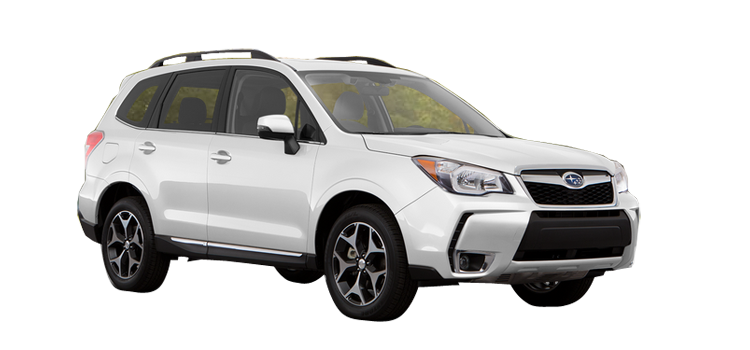 2016 Subaru Forester 2 0xt Touring 4 Door Awd Suv