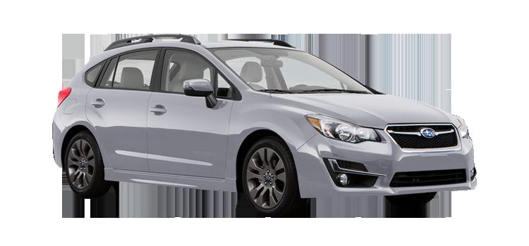 2016 Subaru Impreza 2.0i Sport Limited 4D Hatchback