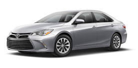 Vallejo Toyota - 2016 Toyota Camry 2.5L 4-Cyl LE