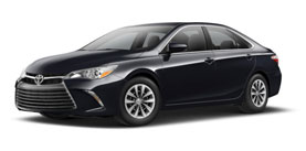 Buena Park Toyota - 2016 Toyota Camry 2.5L 4-Cyl LE