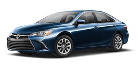 Concord Toyota - 2016 Toyota Camry 2.5L 4-Cyl LE