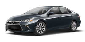 Buena Park Toyota - 2016 Toyota Camry 2.5L 4-Cyl XLE