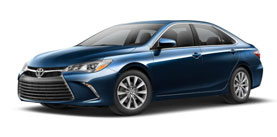 Vallejo Toyota - 2016 Toyota Camry 2.5L 4-Cyl XLE