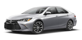 Concord Toyota - 2016 Toyota Camry 3.5L V6 XSE