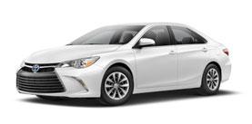 Cleveland Toyota - 2016 Toyota Camry Hybrid 2.5L 4-Cyl LE
