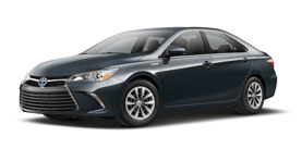 Concord Toyota - 2016 Toyota Camry Hybrid 2.5L 4-Cyl LE