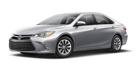 Roswell Toyota - 2016 Toyota Camry Hybrid 2.5L 4-Cyl LE
