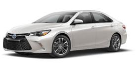San Francisco Toyota - 2016 Toyota Camry Hybrid 2.5L 4-Cyl SE
